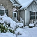 winter curb appeal chicago real estate