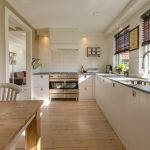 stage a kitchen chicago realtor Eric Booth